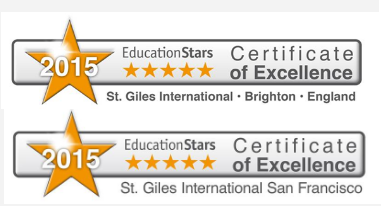 Cetificate of Excellence in Brighton and Japan