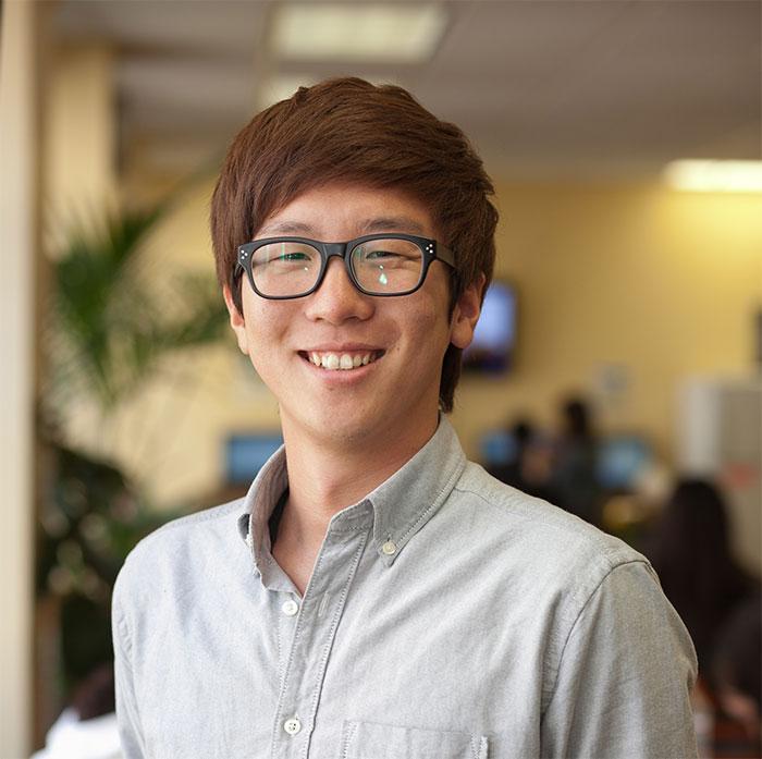 Testimonial Student Guy