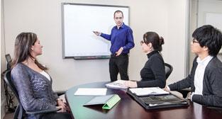 Platinum Executive English Language Training