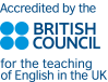 British Council Accreditation Logo
