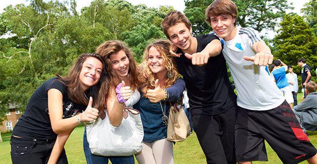 St Giles Juniors Boston Students