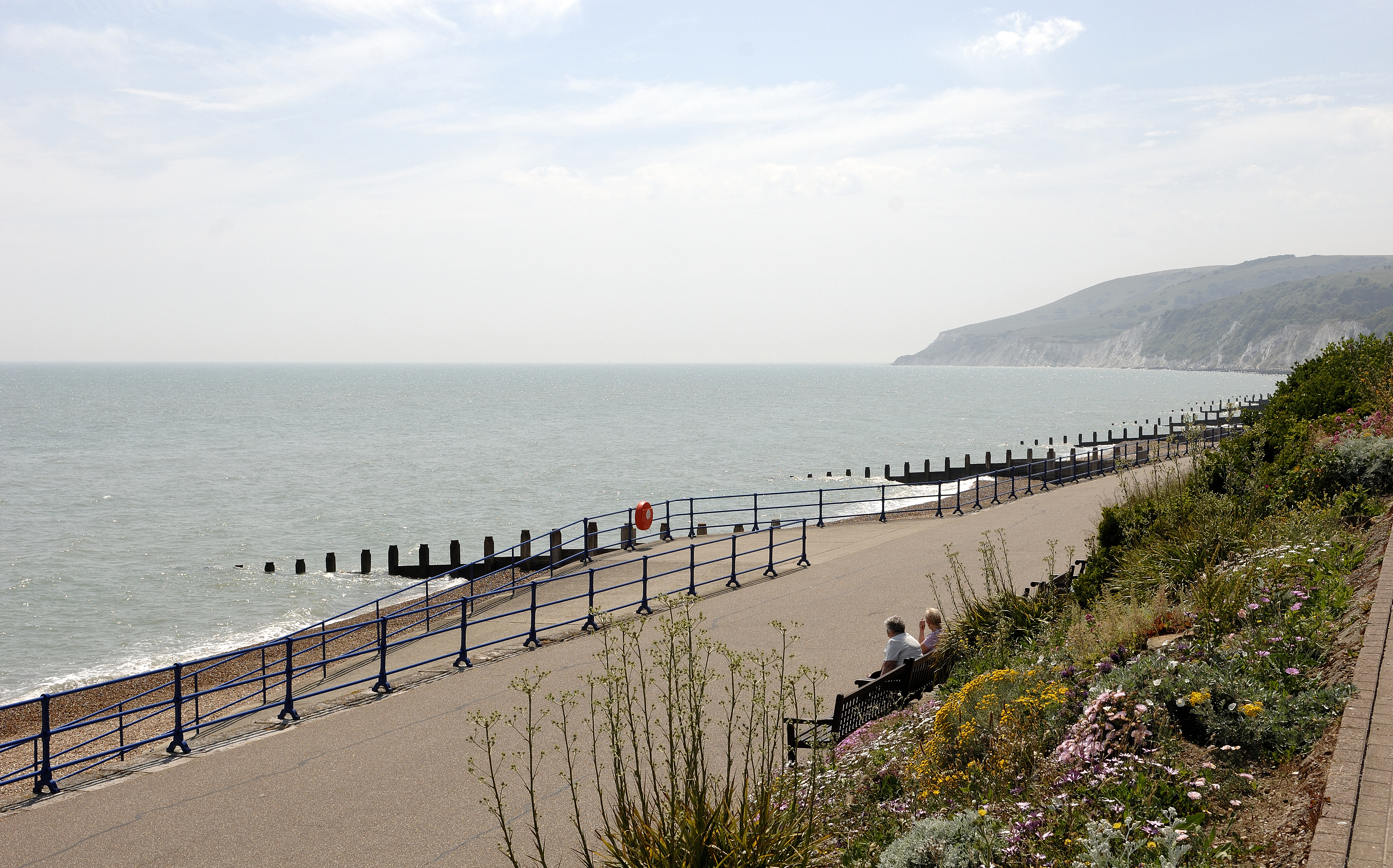 Eastbourne seafront