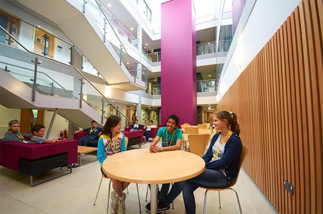St Giles Juniors Nottingham Campus