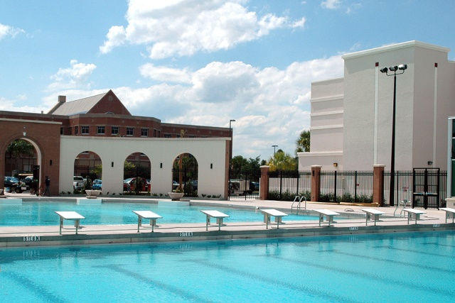 Swimming pool in Orlando