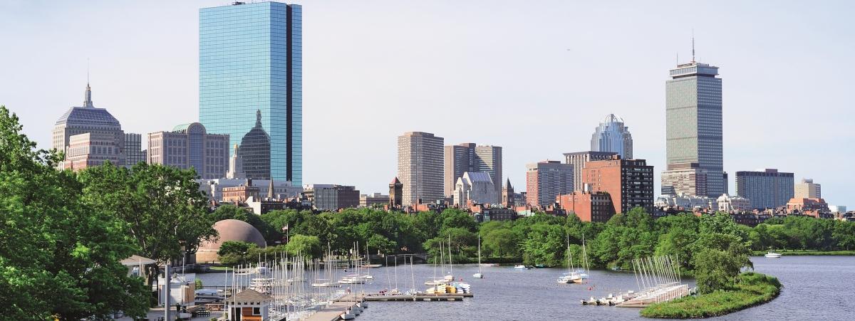 St Giles Boston City