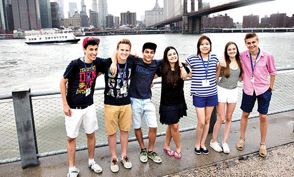 Learn English in the USA | American English Language School | St ...